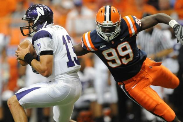 2012 NFL Mock Draft: Top-Notch Stars That Will Impact Contenders