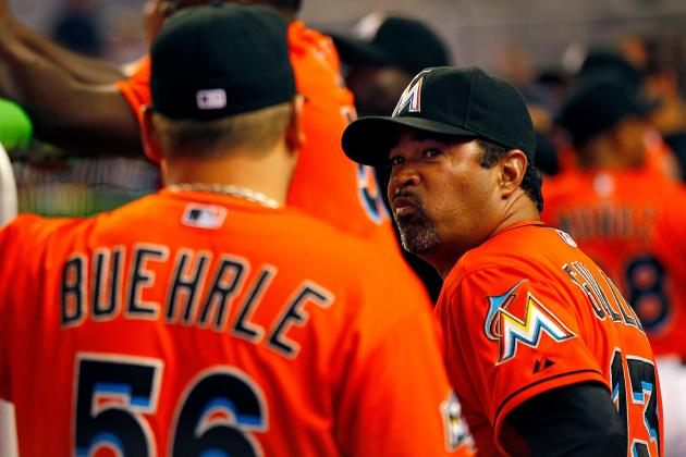 Miami Marlins' Mark Buehrle Ready to Knuckle Down