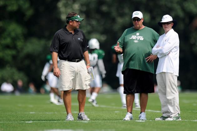NFL: Projecting the New York Jets' Roster for 2012 Training Camp