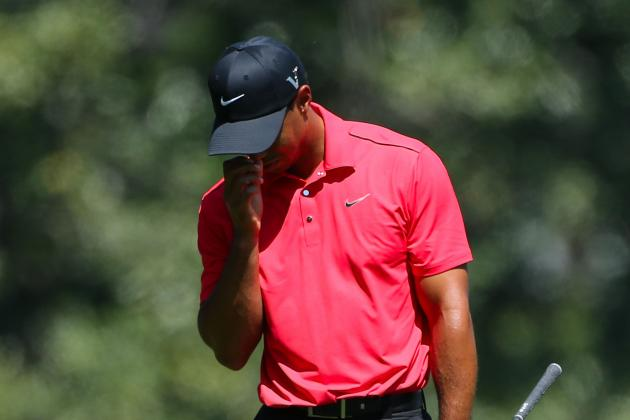 PGA Tour: Tiger Woods and the Mistakes He's Making