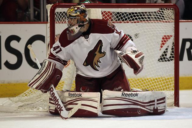 Phoenix Coyotes Goaltender Mike Smith Deserves a Vezina Trophy Nomination