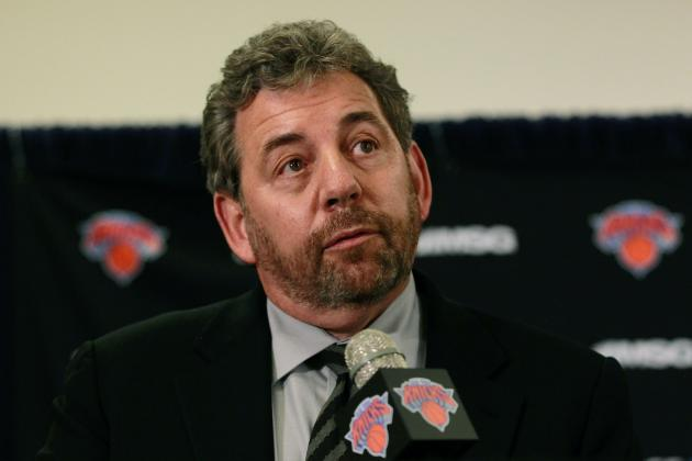 New York Knicks: Owner James Dolan Continues to Pluck the Wrong Strings