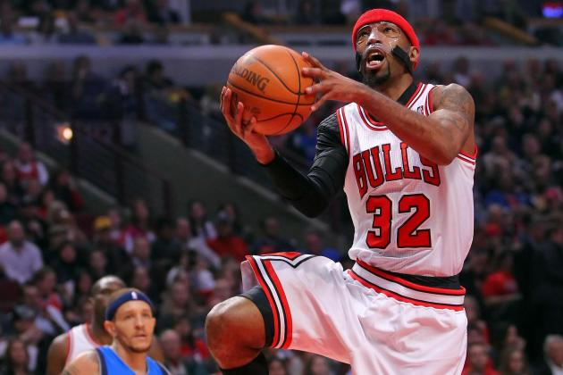 Chicago Bulls: Rip Hamilton Must Come Up Big in Playoffs