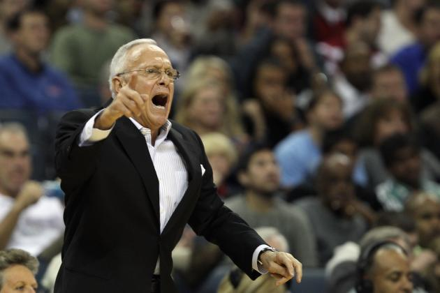 Michael Jordan and Larry Brown Feud Highlights Bobcats' Dysfunction