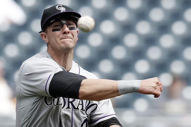 ESPN Gamecast: Rockies vs. Pirates