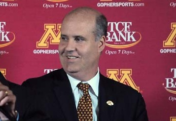 Norwood Teague Named University of Minnesota Athletics Director