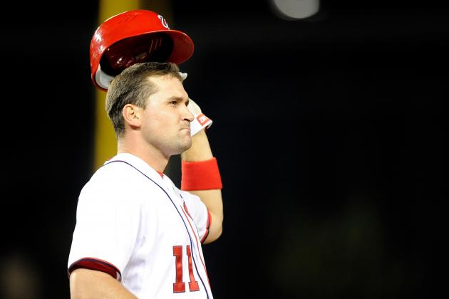 Ryan Zimmerman: Will Shoulder Injury Derail Potentially Historic Nats Season?