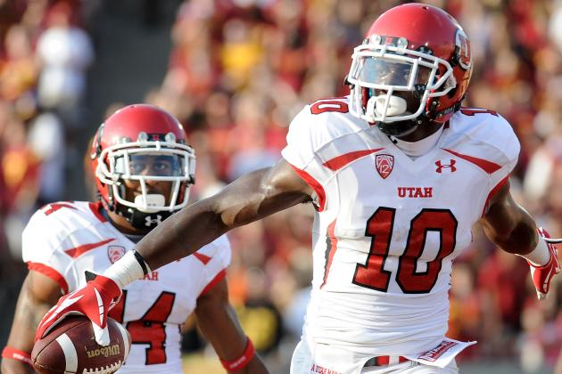 Red Team Rallies for Win in Utah Spring Game