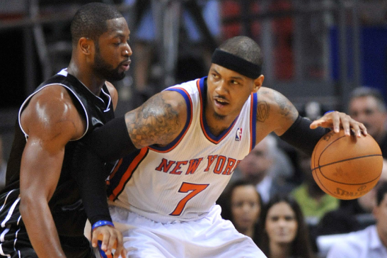 Why the Miami Heat Should Pray They Don't Face the Knicks in the Playoffs