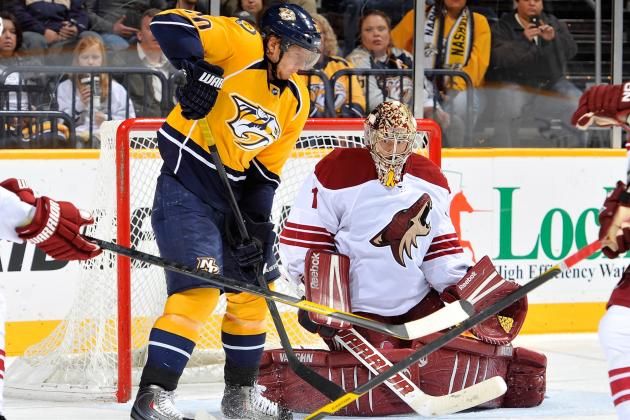 NHL Playoff Bracket 2012: Breaking Down the Western Conference Second Round
