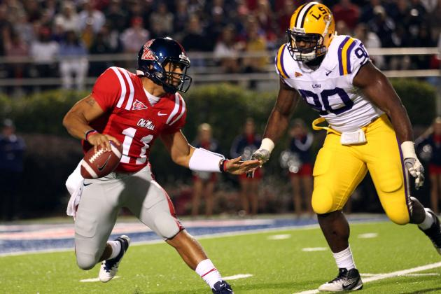 2012 NFL Mock Draft: Elite College Stars Bound for Big-Time Failure