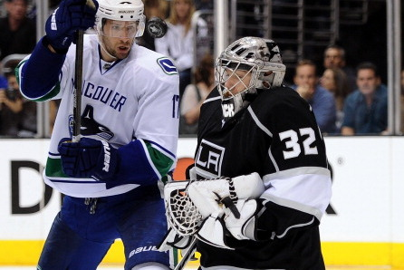 Los Angeles Kings: Jonathan Quick Named as a Vezina Trophy Finalist