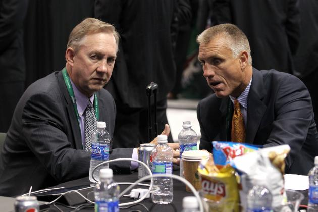 Paul Holmgren Snubbed as NHL General Manager of the Year, Finalists Announced