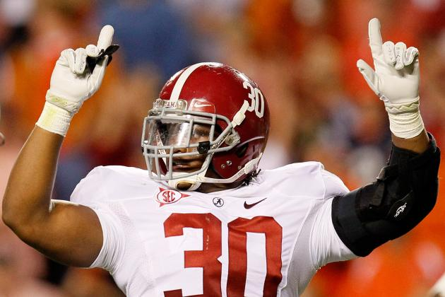 NFL Draft 2012: Why Dont'a Hightower Is a Dark Horse First-Round Pick for KC