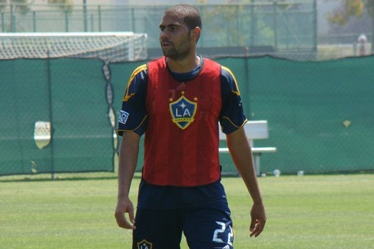 Los Angeles Galaxy: Ins and Outs for April 25, 2012