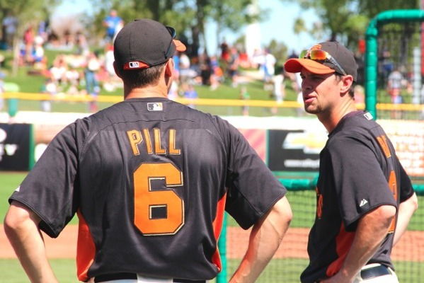 San Francisco Giants: Should They Choose Pill, Belt or Extend Huff in 2013?