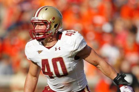2012 NFL Draft Rankings: Top 10 Inside Linebackers