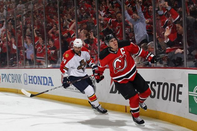 NHL Playoffs 2012: Zach Parise's Future with Devils May Be Decided in Game 7