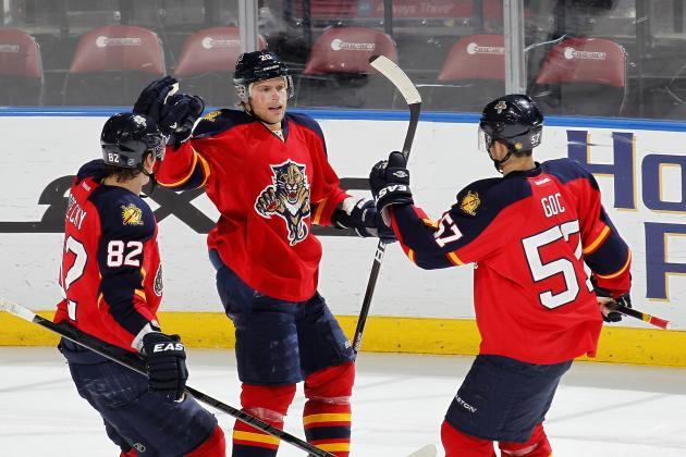 NHL Playoffs 2012: 5 Things the Florida Panthers Must Do to Avoid Elimination
