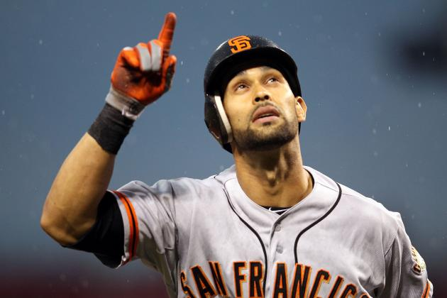 Angel Pagan: San Francisco Giants Fans Would Be Wise to Remain Patient