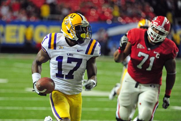 2012 NFL Draft Rankings: Top 10 Cornerbacks