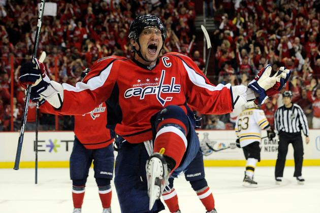 NHL Playoffs 2012: Capitals Shock Bruins in Game 7