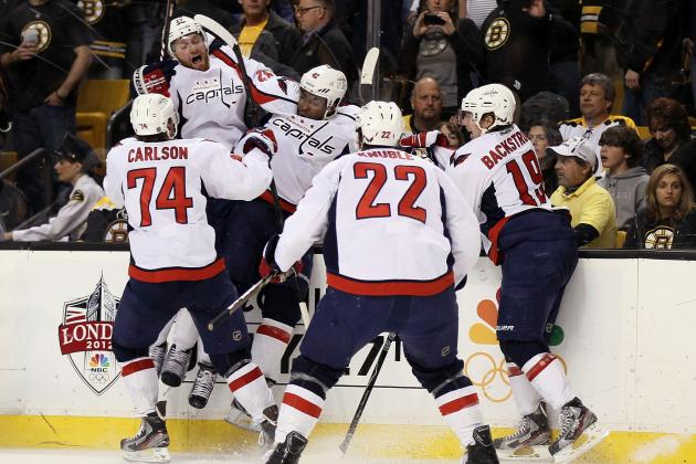 Stanley Cup Playoffs 2012: Washington Capitals Advance, Bruins Eliminated