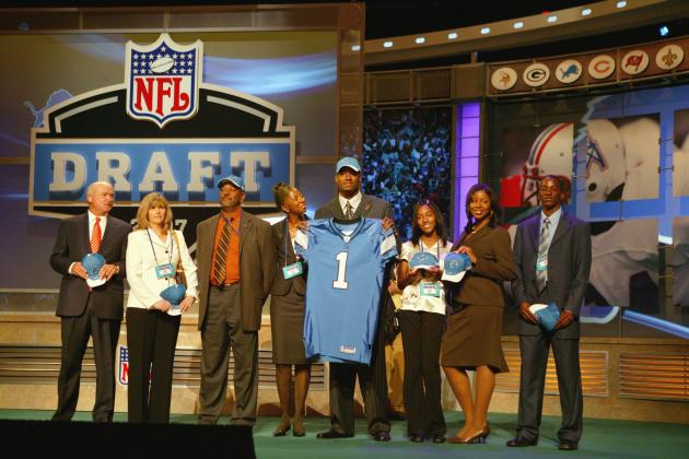 2012 NFL Draft: Reviewing the Detroit Lions' NFL Draft Strategy