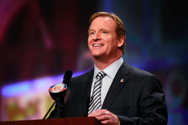 2012 NFL Mock Draft: Predictions for Entire First Round