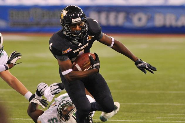 NFL Draft 2012: Late-Round Sleepers for the Tennessee Titans to Consider