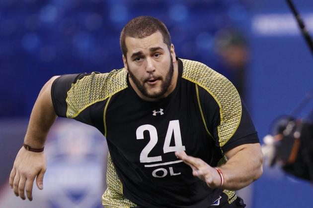 NFL Draft 2012: Trading Up for Matt Kalil Would Be Brilliant Move for Bills