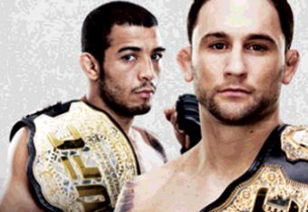 Frankie Edgar vs. Jose Aldo at UFC 153