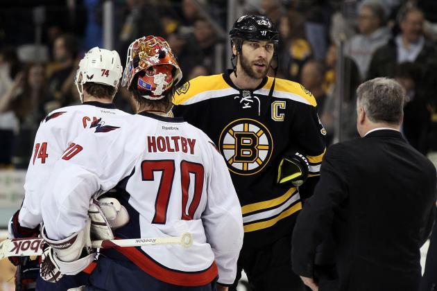 2012 Stanley Cup Playoffs: Boston Bruins' Reign Ends in First-Round Overtime