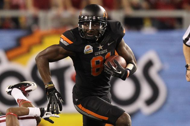 2012 NFL Mock Draft: Justin Blackmon to Cleveland Browns Has a Ripple Effect