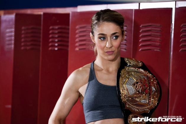 Marloes Coenen Exclusive: The Life of a Female Fighter