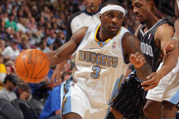 2012 NBA Playoffs: Don't Sleep on the Denver Nuggets' Potential