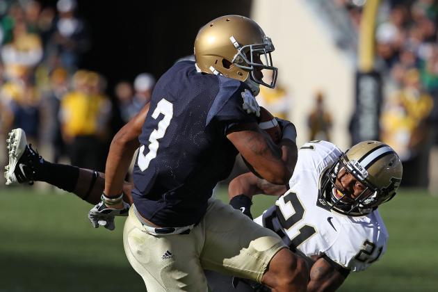 2012 NFL Draft: Risk vs. Safe Scenarios in Tonight's First-Round