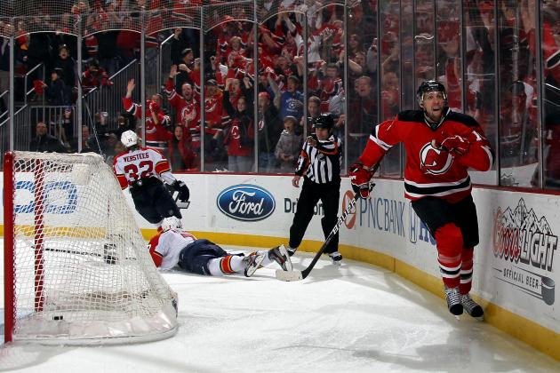 NHL Playoffs 2012: Travis Zajac Proving His Worth to New Jersey Devils