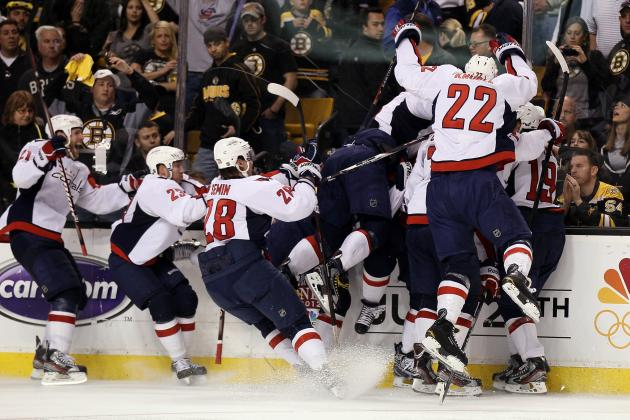 2012 Stanley Cup Playoffs: Washington Capitals Eliminate Boston Bruins