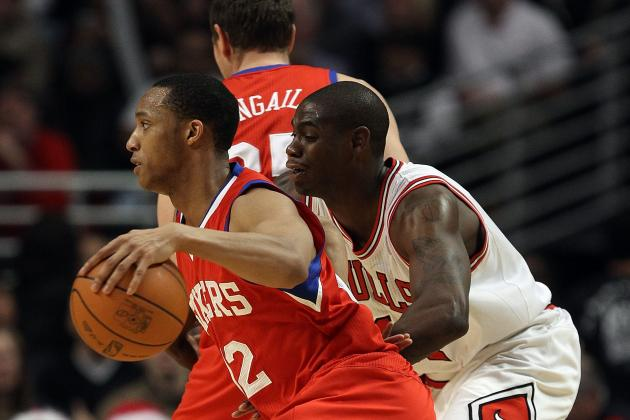 Evan Turner Disrespects Chicago Bulls, Feels Miami Heat Would Be Tougher Series