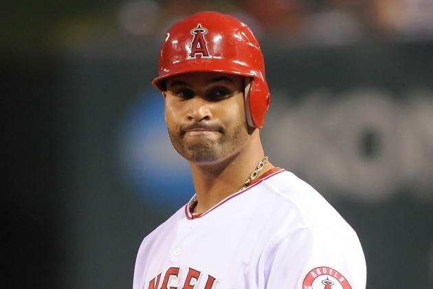 Albert Pujols: Los Angeles Angels of Anaheim Fans Shouldn't Worry Yet