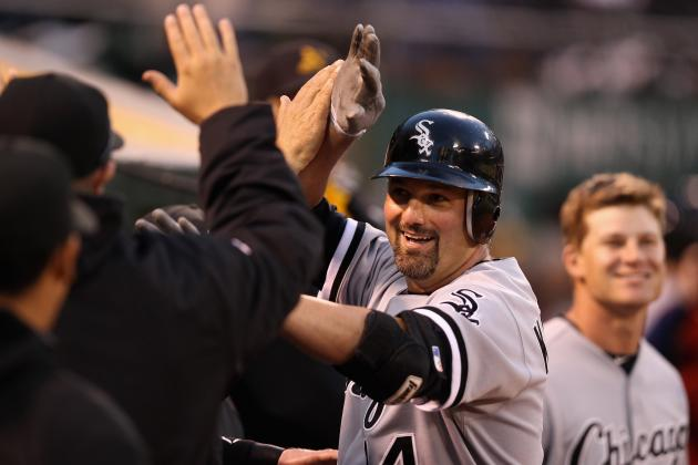 Paul Konerko: After Chicago White Sox Slugger's 400th Home Run, How Many More?