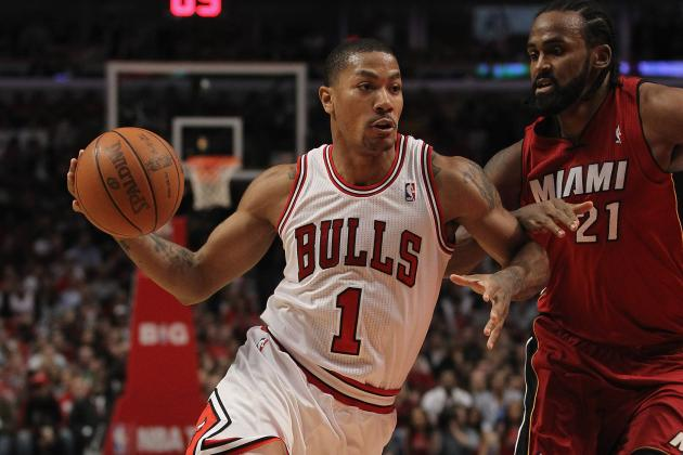 NBA Playoffs Bracket 2012: Chicago Bulls and Teams Under Most Pressure