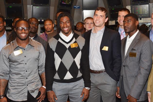 Mel Kiper Jr. 2012 NFL Mock Draft: Grading ESPN Guru's Round 1 Projections