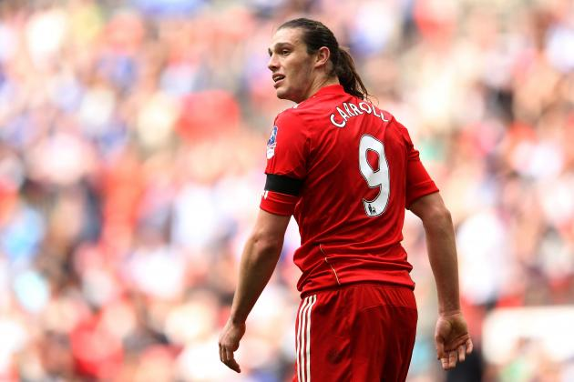 Liverpool Rumor: Andy Carroll Set to Be Loaned out Next Season