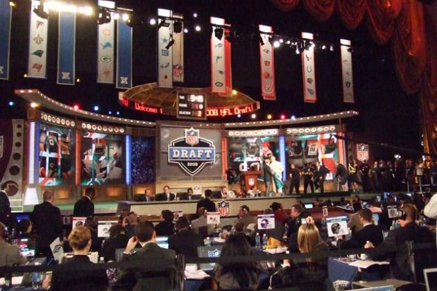 2012 NFL Draft: 3 Better Sport-Related Ways to Spend Your Time