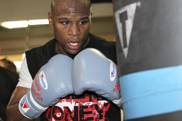 Floyd Mayweather Says He Will Knock Miguel Cotto out on May 5th