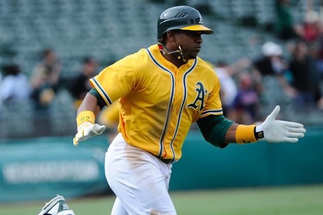 Oakland A's: Yoenis Cespedes Living Up to Contract by Being A's Leader