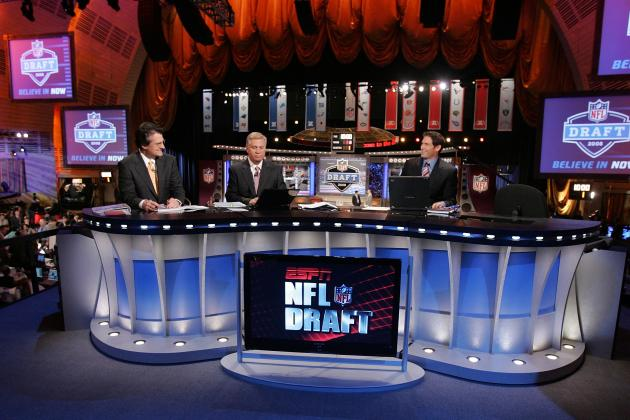 NFL Draft TV Coverage 2012: Where and When to Watch 2nd and 3rd Round Action