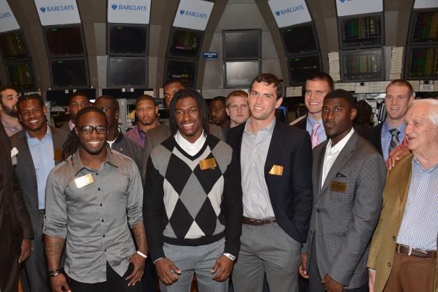 Doctor Football's Official 2012 NFL Mock Draft